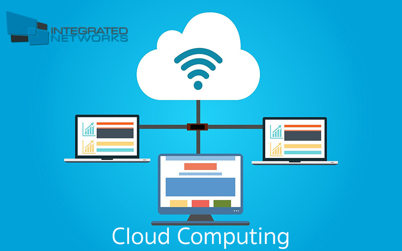 Cloud Computing IT Services Integrated Networks