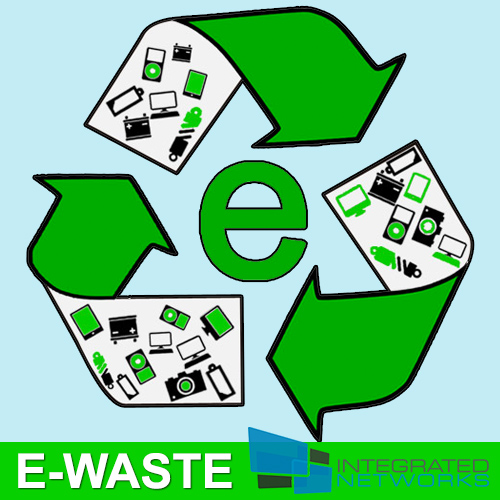 IT Electronic Recycling Service in New Jersey