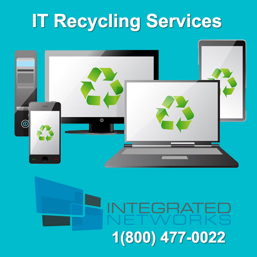 IT Recycling Service in New Jersey