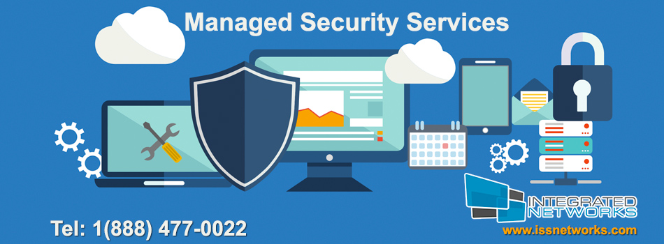 Managed security services Integrated Networks